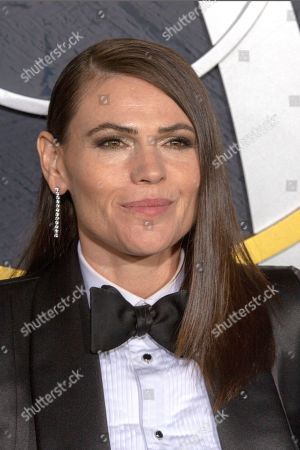 Clea DuVall arrives for the HBO Emmy Awards After Party at the Pacific Design Center in West Hollywood, California, USA, late 22 September 2019. The party took place after the 71st Primetime Emmy Awards ceremony in Los Angeles.