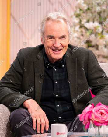 Stock Photo of Larry Lamb