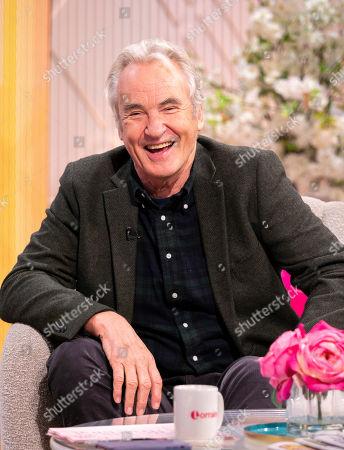 Stock Picture of Larry Lamb