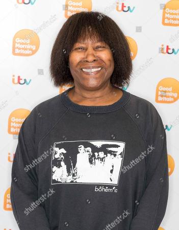 Editorial photo of 'Good Morning Britain' TV show, London, UK - 23 Sep 2019