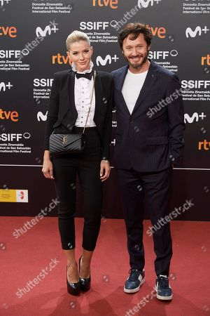 Editorial photo of 'La Trinchera Infinita' premiere, 67th San Sebastian Film Festival, Spain - 22 Sep 2019