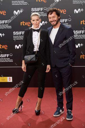 Editorial picture of 'La Trinchera Infinita' premiere, 67th San Sebastian Film Festival, Spain - 22 Sep 2019