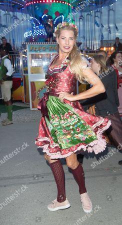 Editorial photo of Oktoberfest, Munich, Germany - 22 Sep 2019