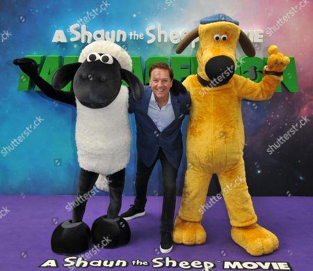 Editorial picture of 'Shaun the Sheep: Farmageddon' film premiere, London, UK - 22 Sep 2019