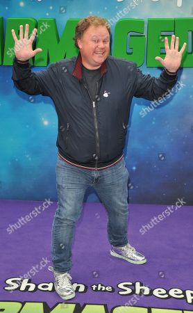 Stock Picture of Justin Fletcher