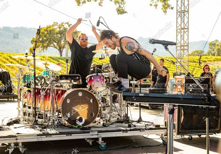 Editorial photo of Sonoma Harvest Music Festival, B.R. Cohn Winery, Glen Ellen, California, Los Angeles, USA - 21 Sep 2019