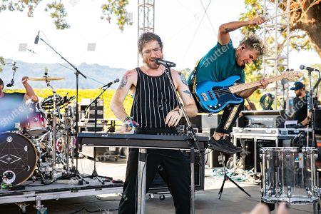 Editorial image of Sonoma Harvest Music Festival, B.R. Cohn Winery, Glen Ellen, California, Los Angeles, USA - 21 Sep 2019