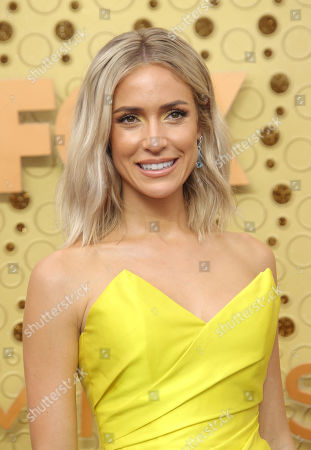 Editorial picture of 71st Annual Primetime Emmy Awards, Arrivals, Microsoft Theatre, Los Angeles, USA - 22 Sep 2019