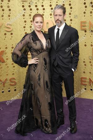 Stock Picture of Amy Adams and Darren Le Gallo