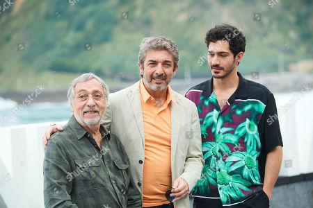 Ricardo Darin, Chino Darin, Luis Brandoni