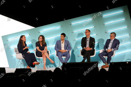 Editorial photo of Beyond the Carriage Agreement seminar, Advertising Week New York, AMC Lincoln Square, New York, USA - 23 Sep 2019