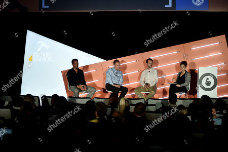 Elliott Easterling (Co-Founder & CEO, TrueData), JP Beauchamp (SVP, Media Center of Excellence, IRI Worldwide), Duncan McCall (Founder & Chief Executive Officer, PlaceIQ) and Christine Frohlich (VP of Product Management, Experian)