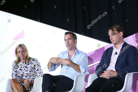 Stock Picture of Amy Leifer (VP, Sales Planning & Operations, Xandr Media), Jon Holding (Head of Acquisition Marketing, US, Invesco) and Otto Bell (Chief Creative Officer, Courageous)