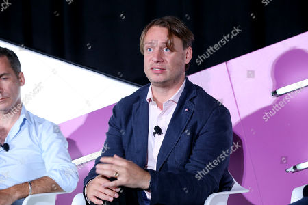 Stock Photo of Otto Bell (Chief Creative Officer, Courageous)