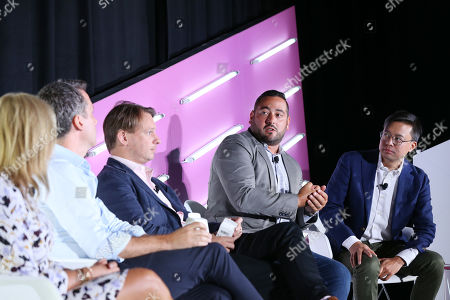 Editorial image of Collaborate to Create seminar, Advertising Week New York, AMC Lincoln Square, New York, USA - 23 Sep 2019
