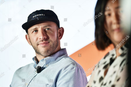 Stock Image of David Heath (Co-Founder & CEO, Bombas)