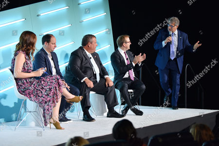 Editorial picture of ABC NEWS: The Road To 2020 and Beyond seminar, Advertising Week New York, AMC Lincoln Square, New York, USA - 23 Sep 2019