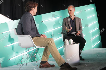 Sean MacDonald (Global Chief Digital Officer, McCann Worldgroup), Brian Barrett (News Editor, WIRED)