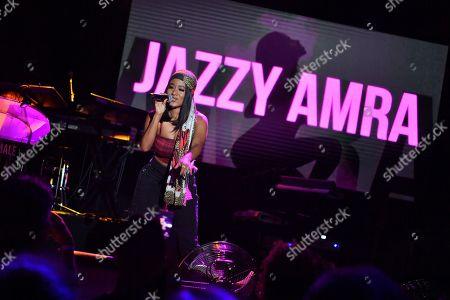 Stock Image of Jazzy Amra
