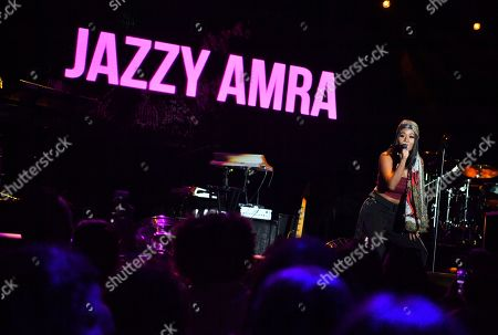 Stock Picture of Jazzy Amra