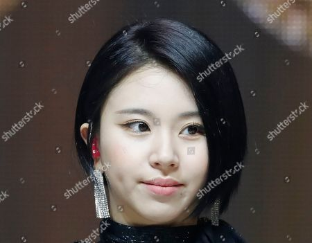 Editorial photo of Twice, Seoul, South Korea - 23 Sep 2019