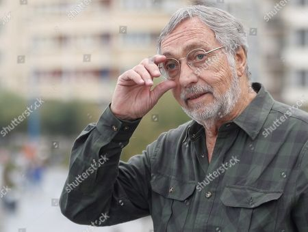 Stock Photo of Argentine actor Luis Brandoni attends the premiere of the movie 'Heroic Losers', directed by Argentine director Borensztein, at the 67th San Sebastian International Film Festival (SSIFF), in San Sebastian, Spain, 23 September 2019. The festival runs from 20 to 28 September.