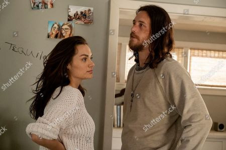 Sohvi Rodriguez as Mia Trujillo and Ben Robson as Craig Cody