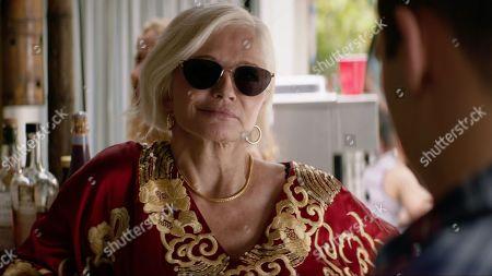 Ellen Barkin as Janine 'Smurf' Cody