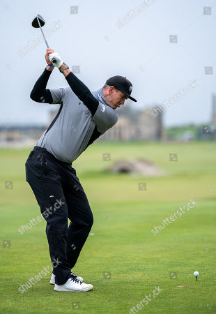 Editorial image of Alfred Dunhill Links Championship, Pro Am, Golf, St Andrews, Scotland, UK - 24 Sep 2019