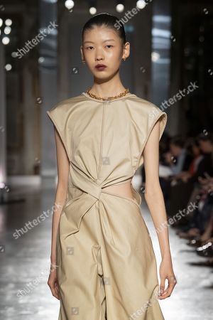 Editorial picture of Gabriele Colangelo show, Runway, Spring Summer 2020, Milan Fashion Week, Italy - 21 Sep 2019