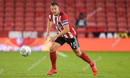 Phil Jagielka of Sheffield United