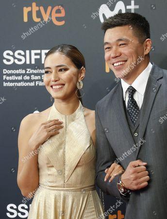 Editorial image of 67th San Sebastian Film Festival, Spain - 23 Sep 2019