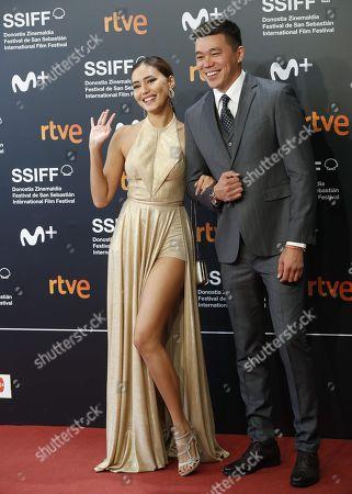 Editorial picture of 67th San Sebastian Film Festival, Spain - 23 Sep 2019