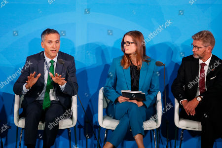 Editorial photo of UN General Assembly Climate Conference - 23 Sep 2019