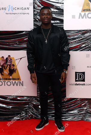 Editorial image of 'Hitsville: The Making of Motown' film premiere, Arrivals, London, UK - 23 Sep 2019