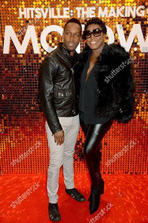 Lemar and Mica Paris