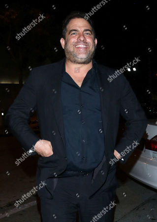 Editorial image of Brett Ratner out and about, Los Angeles, USA - 22 Sep 2019