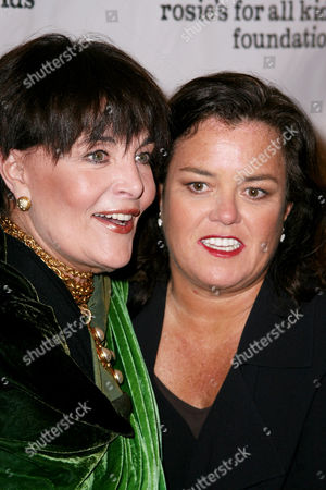 Linda Dano, Rosie O'Donnell
