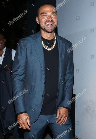 Editorial picture of Jesse Willams out and about, Los Angeles, USA - 22 Sep 2019