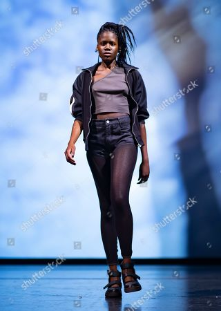 Editorial picture of Telfar - Runway - Paris Fashion Week S/S 2020, France - 23 Sep 2019