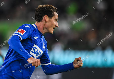 Editorial picture of VfL Wolfsburg vs TSG 1899 Hoffenheim, Germany - 23 Sep 2019