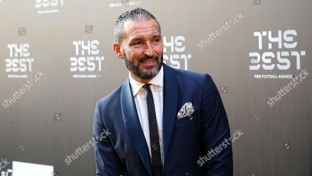 Editorial photo of The Best FIFA Football Awards 2019, Milan, Italy - 23 Sep 2019