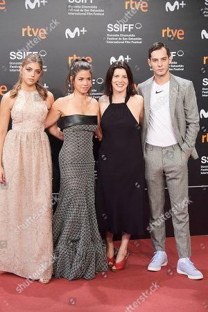 Editorial image of 'La Inocencia' film premiere, 67th San Sebastian Film Festival, Spain - 23 Sep 2019