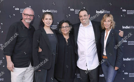 Editorial picture of 'Who Will Write Our History' screening, IDA Documentary Screening Series, The Landmark Theater, Los Angeles, USA   - 23 Sep 2019