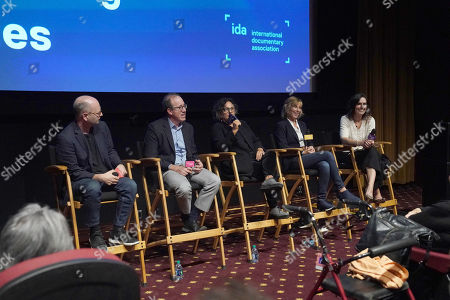Editorial image of 'Who Will Write Our History' screening, IDA Documentary Screening Series, The Landmark Theater, Los Angeles, USA   - 23 Sep 2019