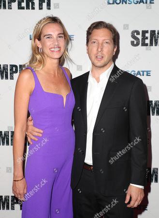Sarah Michler and Henry-Alex Rubin