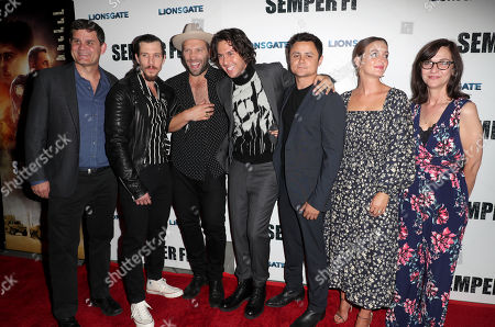 Jason Constantine, Beau Knapp, Jai Courtney, Nat Wolff, Arturo Castro, Leighton Meester and Eda Kowan