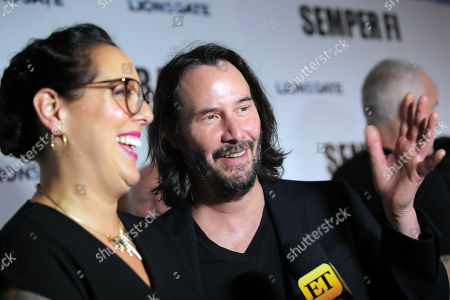 Editorial photo of 'Semper Fi' film screening, Los Angeles, USA - 24 Sep 2019