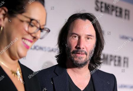 Editorial picture of 'Semper Fi' film screening, Los Angeles, USA - 24 Sep 2019