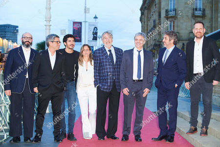 Editorial photo of 'Heoric Losers' film premiere, 67th San Sebastian Film Festival, Spain - 23 Sep 2019